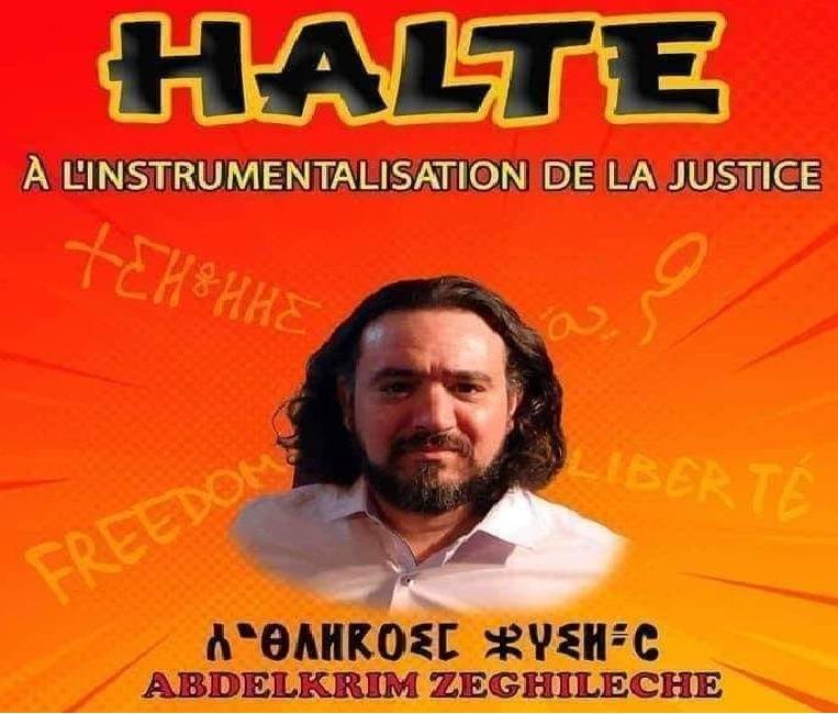 Constantine : le procès en appel du journaliste Abdelkrim Zeghileche reporté au 25 octobre