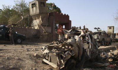 Véhicule piégé en Afghanistan : plus de 15 morts et de 40 blessés