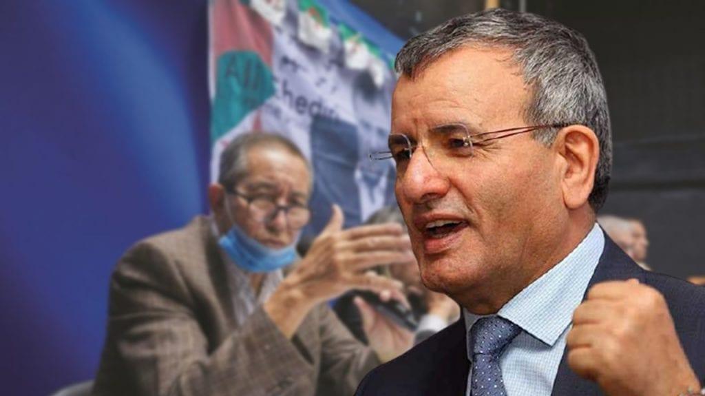 """Les avocats : la détention de Ali Ghediri est une décision """"politique"""""""