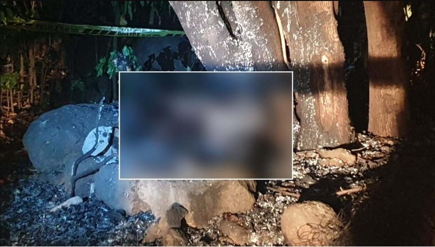 Encore un corps brûlé d'une femme retrouvé à Sétif