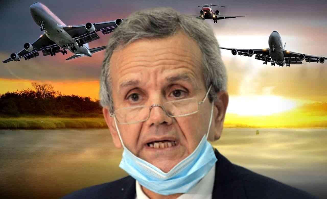 Benbouzid : la réouverture de l'espace aérien dépend de la pandémie de Covid-19