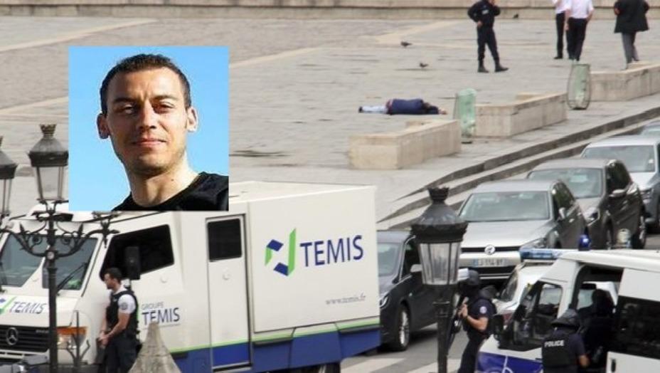 Attaque au marteau à Paris en 2017 : 25 à 28 ans de prison requis contre l'Algérien Farid Ikken