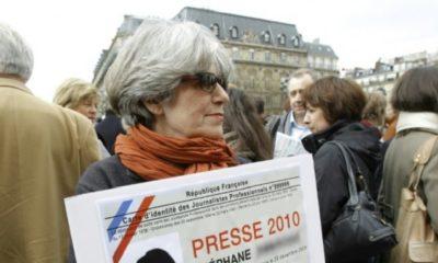 Liberté de la presse en France : des organisations dénoncent l'interpellation de journalistes à Roissy