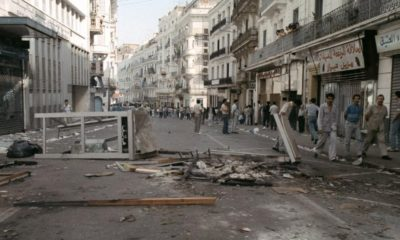 Justice pour les victimes d'octobre 1988