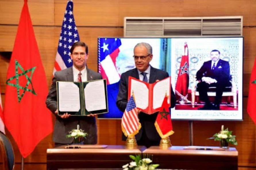 Le chef du Pentagone à Rabat pour signer un accord de coopération militaire