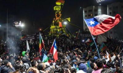 Victoire historique du peuple chilien contre le capitalisme et le néo-libéralisme