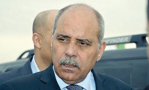 Le ministre Ouali